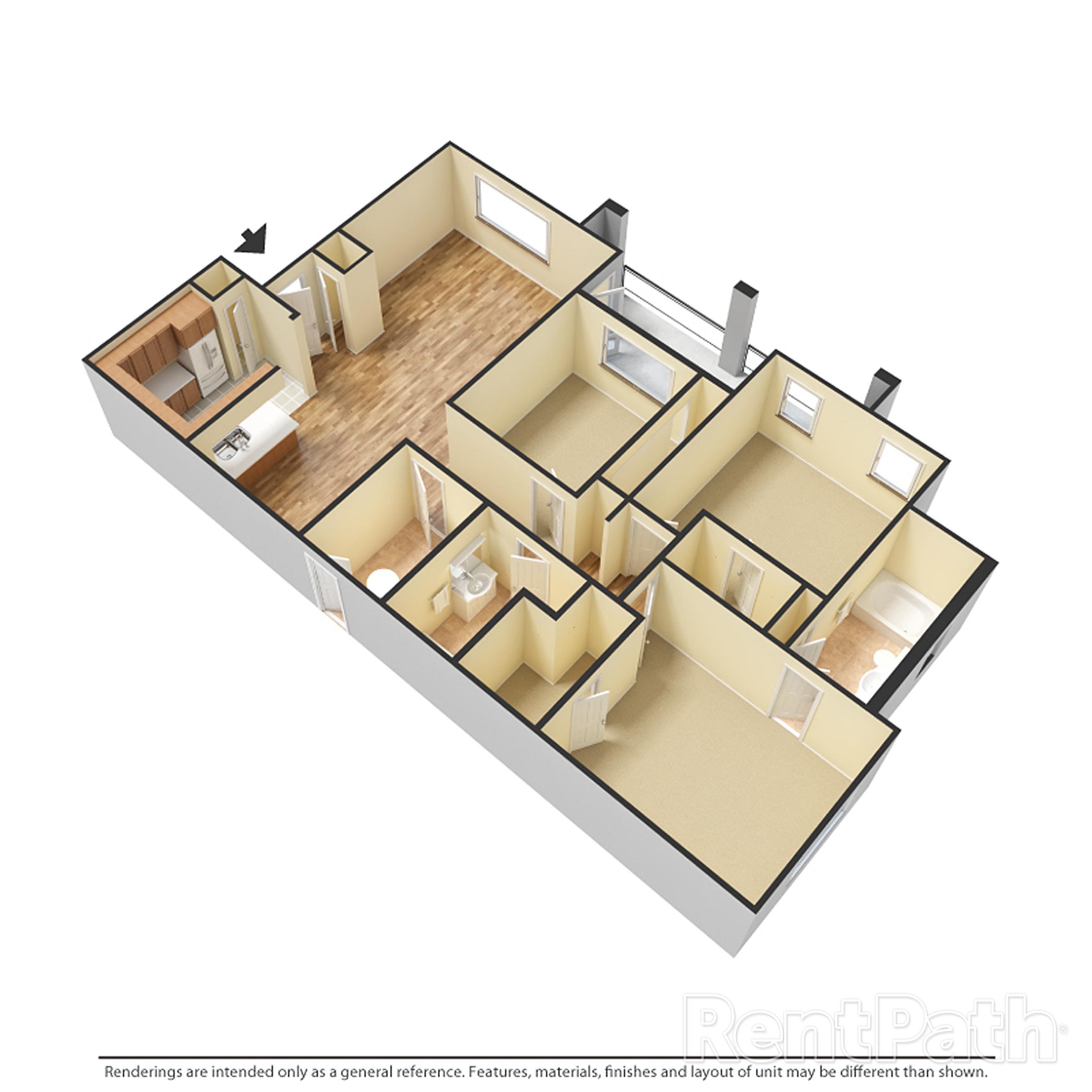Floorplan C2